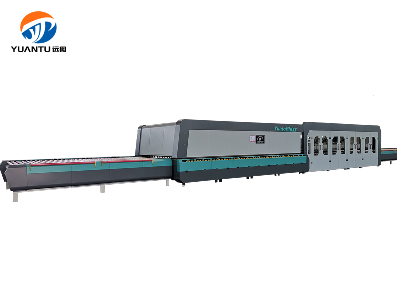 Electric Efficient Glass Tempering Furnace