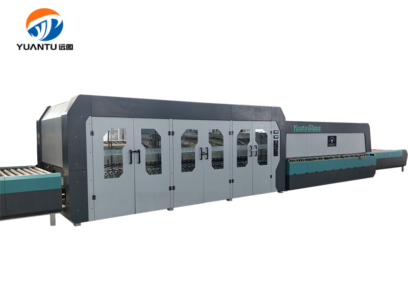 Fire-resistant Glass Tempering Furnace